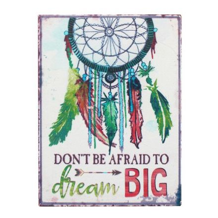 50% off Dreamcatcher Metal Magnet